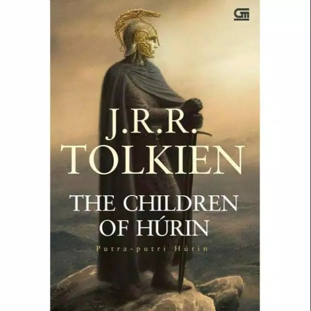 Foto Produk Putra Putri Hurin The Children Of Hurin Jrr Tolkien dari Showroom Books