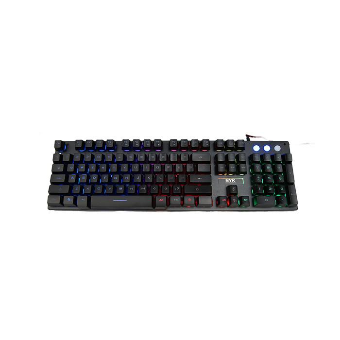 Foto Produk Keyboard NYK KR201 KR-201 Keyboard Gaming Nemesis dari PojokITcom Pusat IT Comp