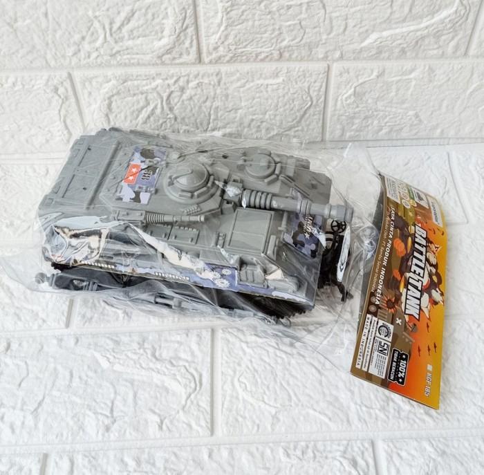 Foto Produk Mainan Battle Mobil Tank Kantong KGP185 dari ANEKA MAINAN ONLINE