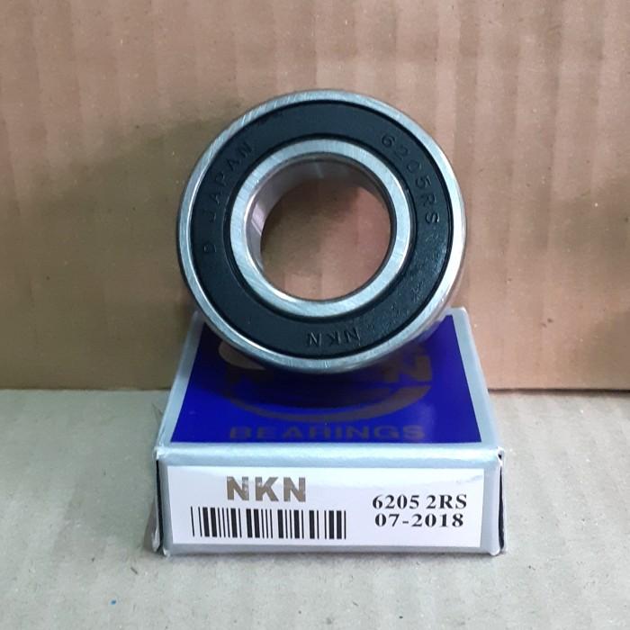 Foto Produk Bearing Laher 6205 2RS NKN dari toko Bangunan Makmur