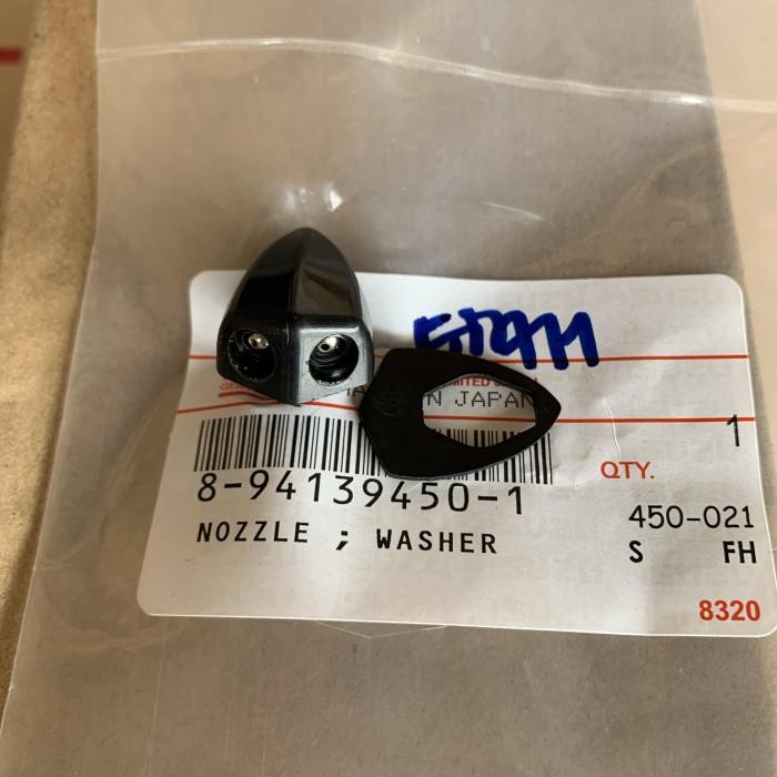 Foto Produk Nozel semprotan aur wiper depan panther kotak-pick up dari era jaya motor