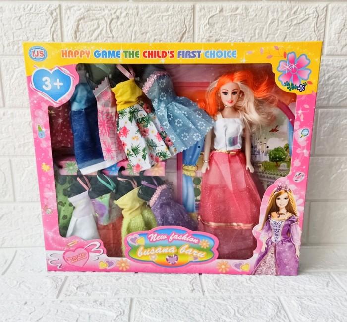 Foto Produk Mainan Boneka Fashion No. B724 Kado mainan cewek dari ANEKA MAINAN ONLINE