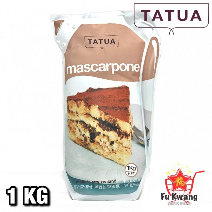 Foto Produk Tatua Keju Mascarpone Cheese 1 kg dari Fu Kwang Mart