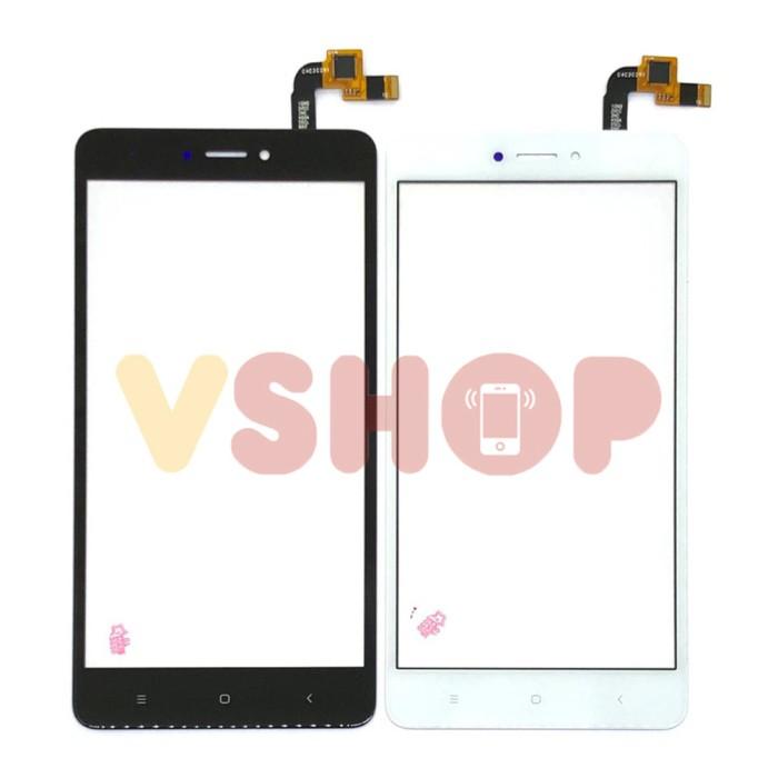 Foto Produk Touchscreen Layar Sentuh Xiaomi Redmi Note 4X Ori - Hitam dari vshop sparepart