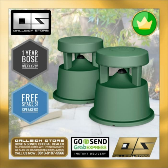 Jual Bose Freespace 51 Environmental Garden Outdoor Speaker Fs51 Jakarta Selatan Calleigh Store Tokopedia