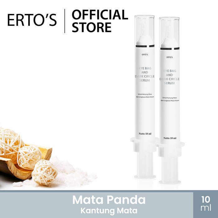 Foto Produk Ertos Eyebag & Dark Circle Serum dari Erto's Official Shop