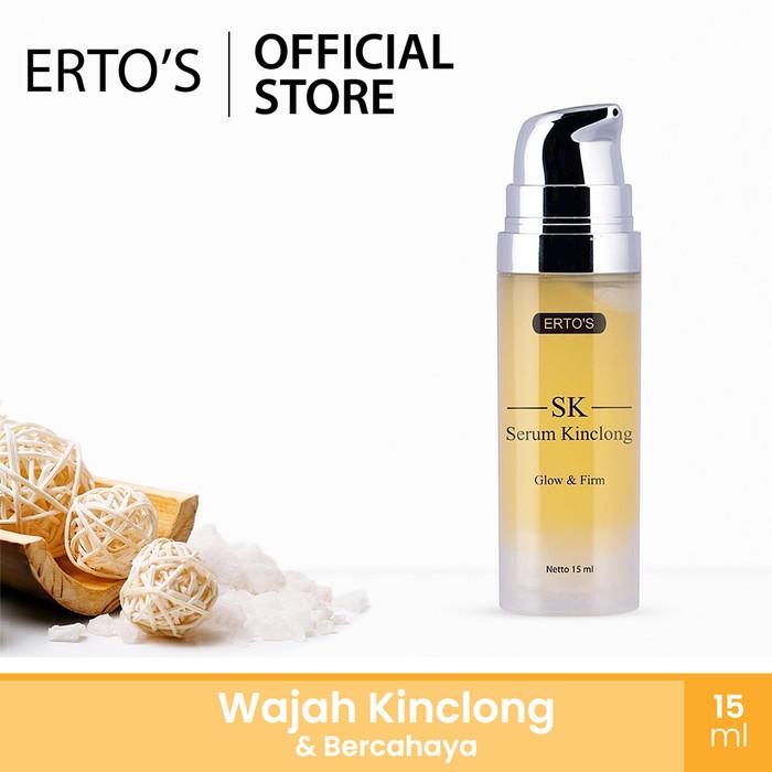 Foto Produk Serum Kinclong Ertos dari Erto's Official Shop