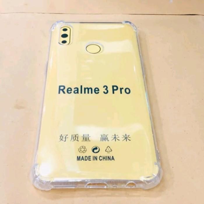 Foto Produk Softcase jeli anticrack realme 3 pro softcase jeli realme 3 pro dari vivan cell