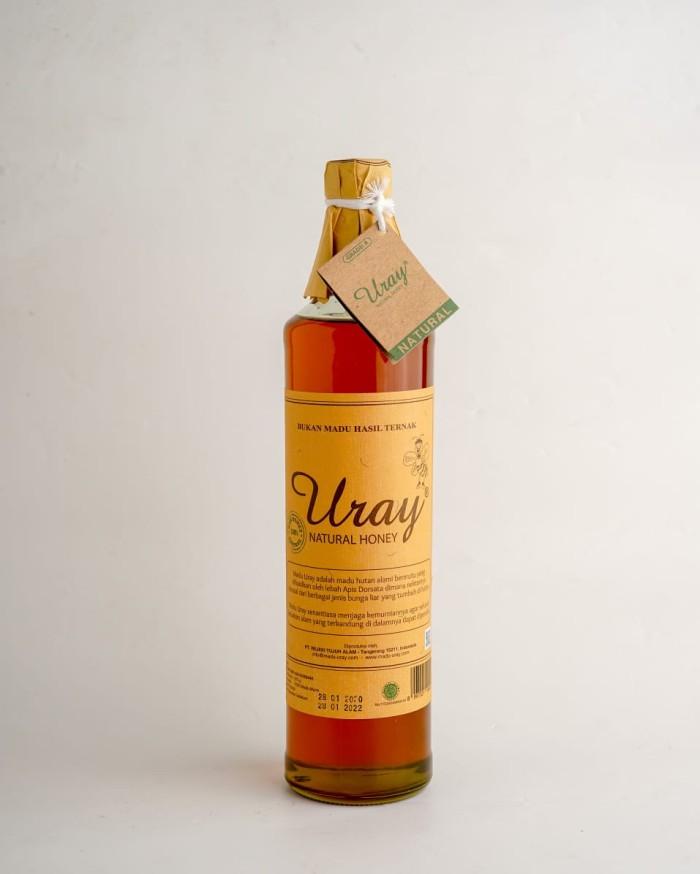 Foto Produk Madu Uray Natural Honey / Raw Honey 875gr dari Kantin Organik