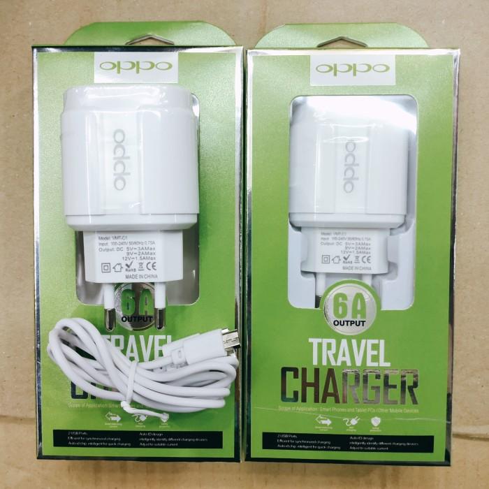Foto Produk Charger Oppo VMT-C1 6A Casan Oppo VMT-C1 6A dari vivan cell