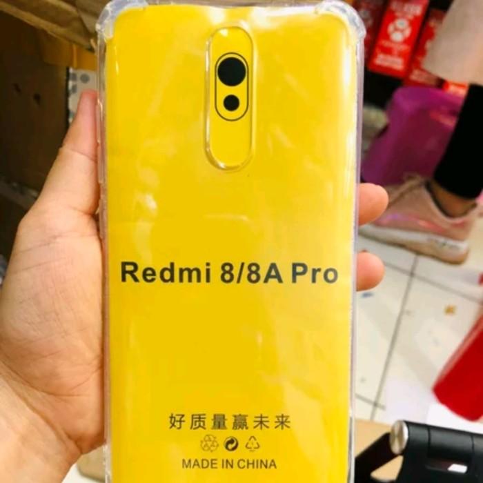 Foto Produk softcase jeli anticrack xiaomi redmi 8 8A pro Softcase jeli Xiaomi R 8 dari vivan cell