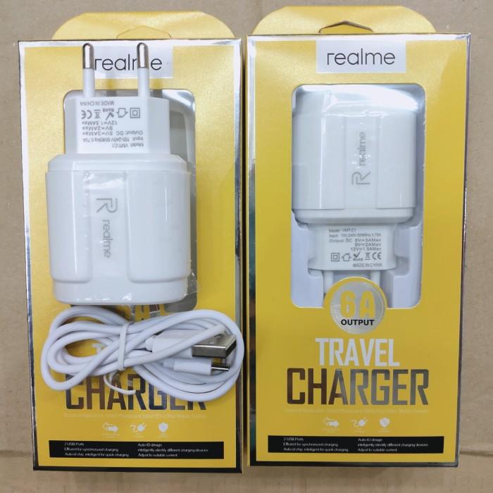 Foto Produk Charger Realme VMT-C1 6A Casan Realme VMT-C1 6A dari vivan cell