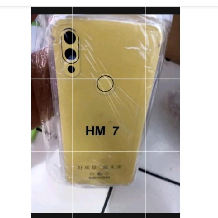 Foto Produk Softcase jeli anticrack xiaomi redmi 7 softcase jeli Xiaomi redmi 7 dari vivan cell