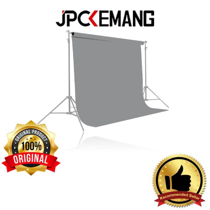 Foto Produk BD Background Paper Gray Stone 2.72m x 11m ORIGINAL dari JPCKemang