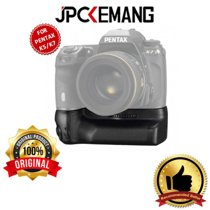 Foto Produk Battery Grip for Pentax K5 & Pentak K7 Pentax D BG 4 ORIGINAL dari JPCKemang