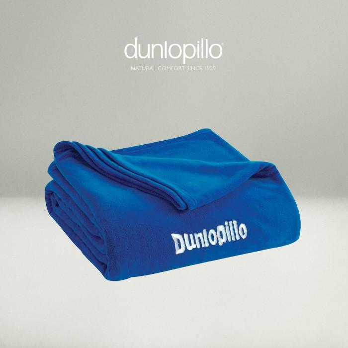 Foto Produk Dunlopillo Thermal & Travel Blanket / Navy Blue dari DUNLOPILLO