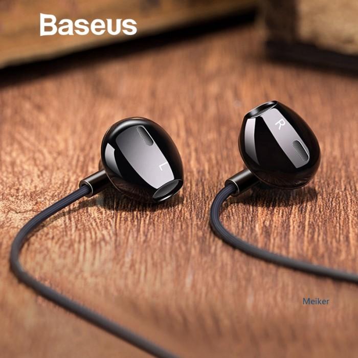 Foto Produk Baseus H06 Earphone In-ear Stereo Bass HiFi Headset Baseus H06 dari PojokITcom Pusat IT Comp