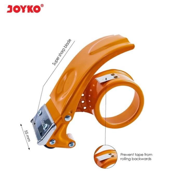 Foto Produk Tape Dispenser 2 Inch Joyko TC-108 | Pemotong Lakban 2 Inch dari officemart