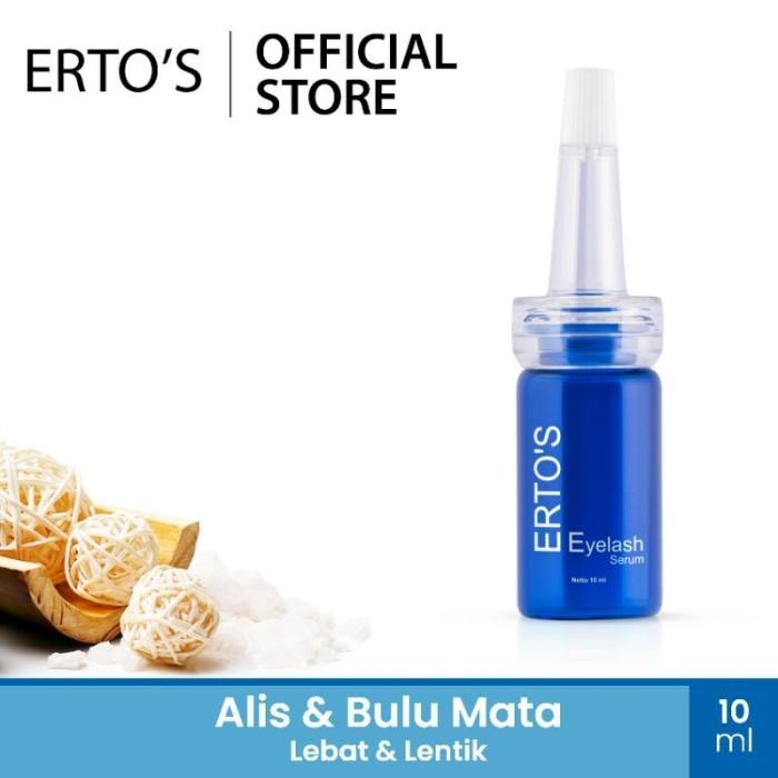 Foto Produk ERTO`S EYELASH SERUM dari Erto's Official Shop