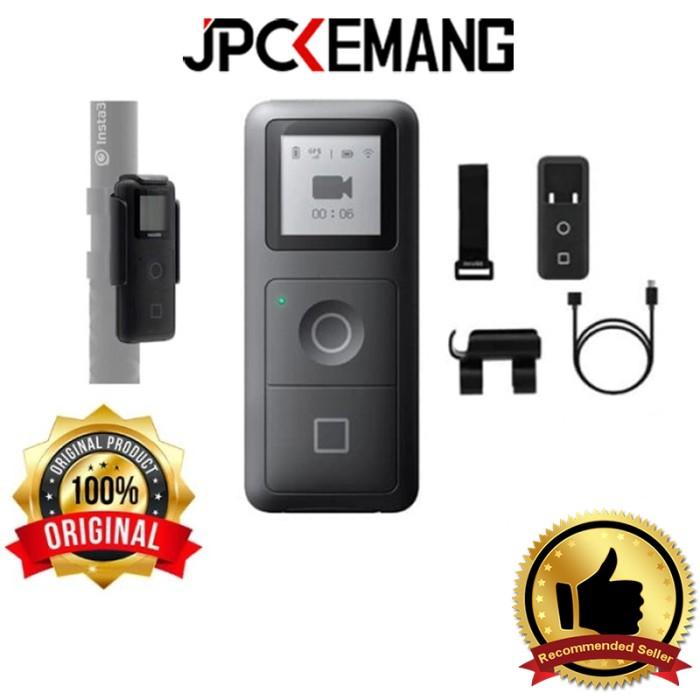 Foto Produk Insta360 GPS Smart Remote for ONE R and ONE X Action Cam ORIGINAL dari JPCKemang