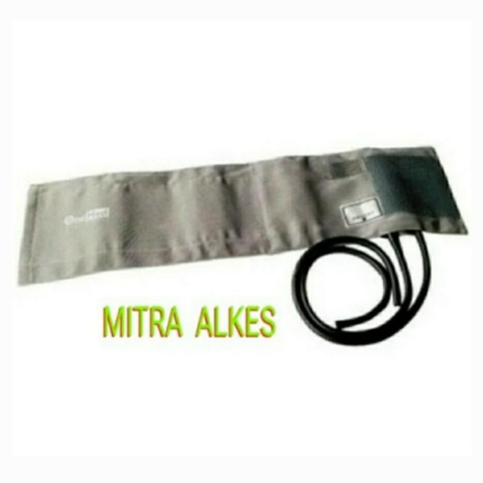 Foto Produk Mancet tensi / manset tensimeter / mancet tensi meter / manset tensi - 2 Selang dari MITRA  ALKES