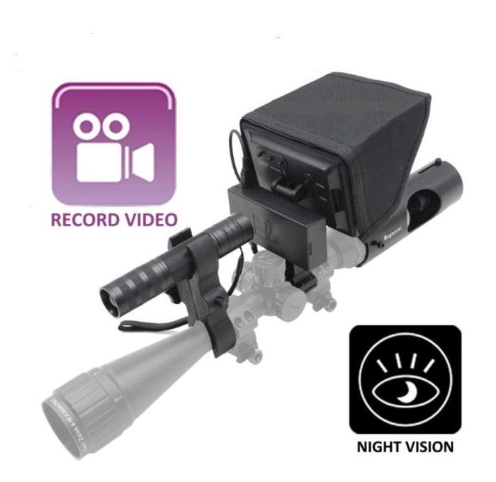 Foto Produk NIGHT VISION SCOPE TEROPONG MALAM HUNTING SHOOTING dari DO OFFICIAL STORE