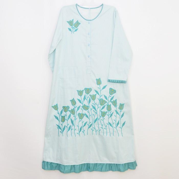 Foto Produk Frill Longdress Premium L - 20130011 dari Nina Collection