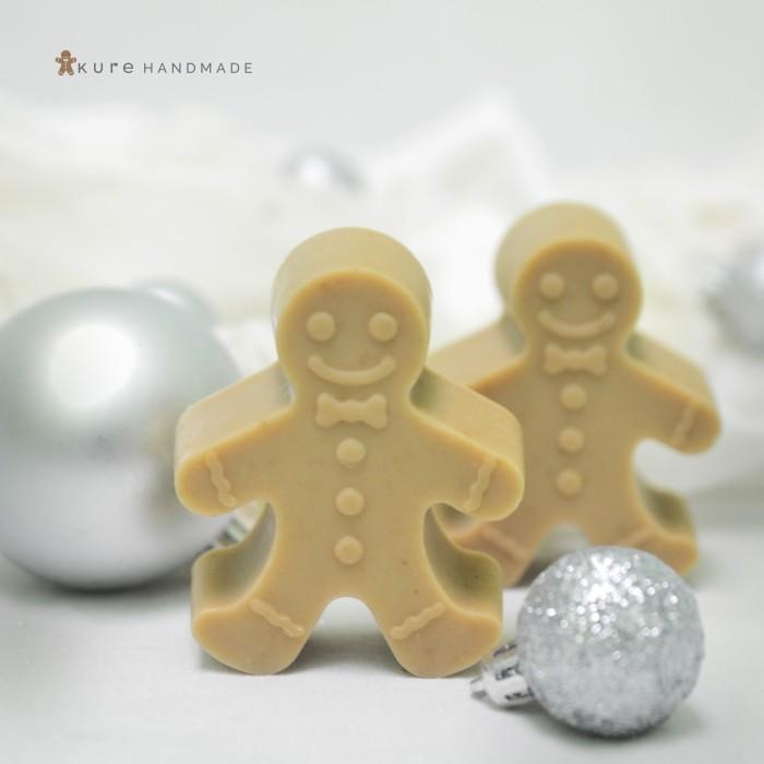 Foto Produk KURE Gingerbread Spices Soap dari KURE HANDMADE