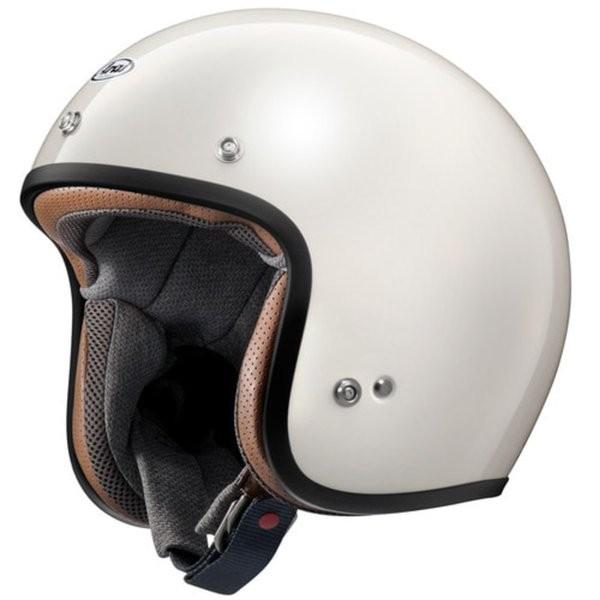Foto Produk Arai CLASSIC MOD Pilot Helm Retro - White - M dari Arai Indonesia