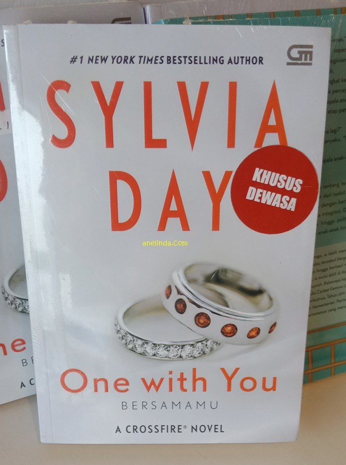 Foto Produk ONE WITH YOU - BERSAMAMU (KARYA SYLVIA DAY) dari Anelinda Buku Klasik