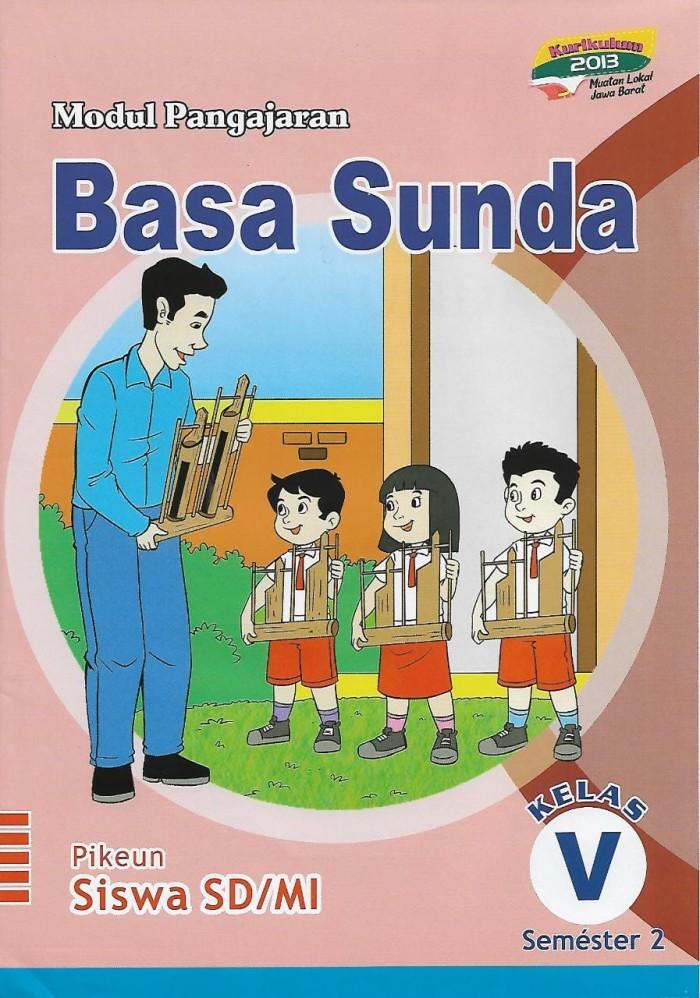 Jual Buku Lks Bahasa Sunda Kelas 5 Sd Mi Semester 2 Kurikulum 2013 Kota Bekasi Ijah All Shop Tokopedia