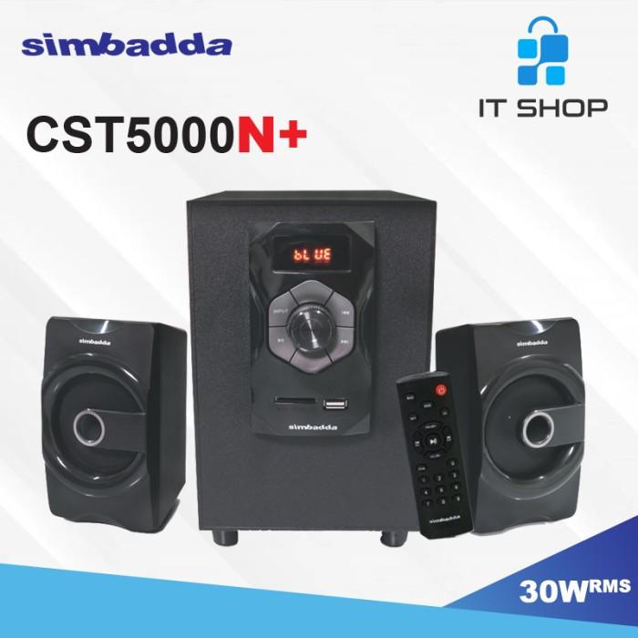 Foto Produk Simbadda Speaker CST 5000N Plus dari IT-SHOP-ONLINE