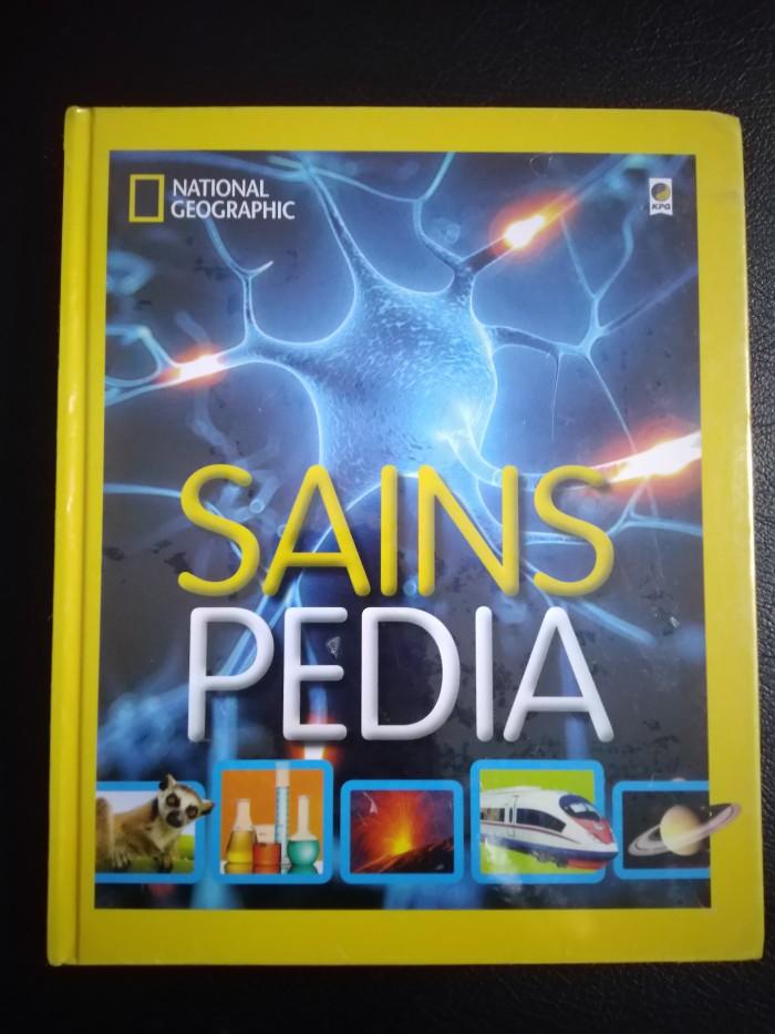 Foto Produk Buku Anak National Geographic - SAINS PEDIA - UR dari Toko Buku Uranus
