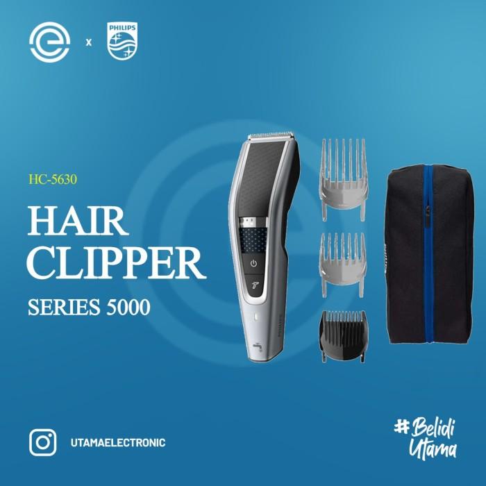 Foto Produk PHILIPS HairClipper Series 5000 - HC5630 dari UTAMA_ELECTRONIC