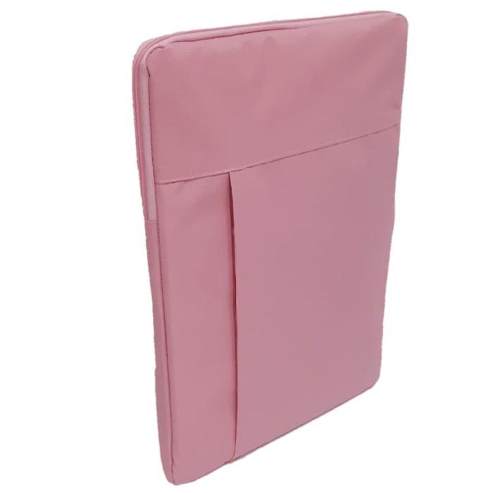 Foto Produk Tas laptop/Soft case/Sleeve case RST ukuran 14 inch - Merah Muda, 14 inch dari netgadget