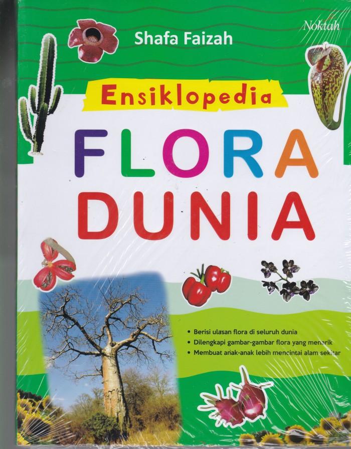 Foto Produk Ensiklopedia Flora Dunia - UR dari Toko Buku Uranus