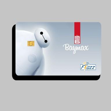 Foto Produk Kartu Flazz BCA Baymax dari fyglory