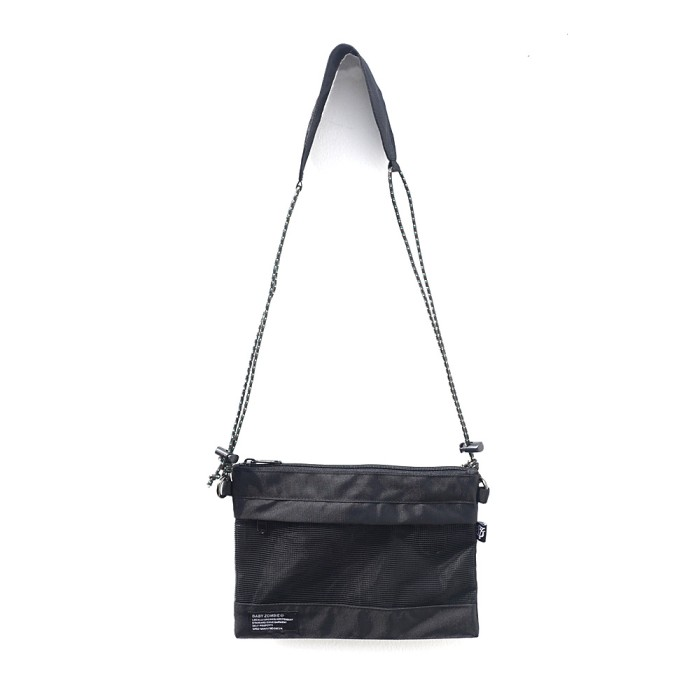 Foto Produk BABY ZOMBIE - Sacoche Bag Oscuro Black dari Baby Zombie Co.