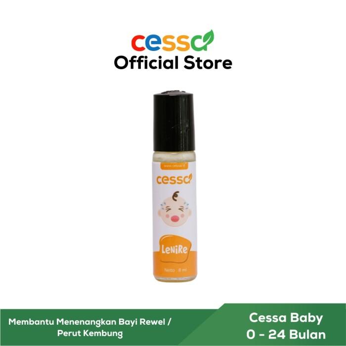 Foto Produk Cessa Lenire - Essential Oil Menenangkan Bayi Rewel / Nangis Terus dari Cessa Natural