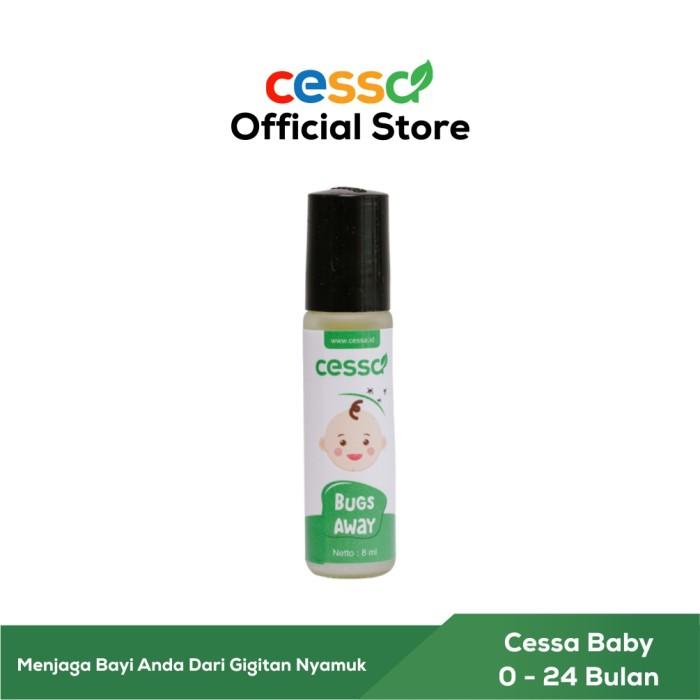 Foto Produk Cessa Bugs Away - Menjaga Bayi Dari Gigitan Nyamuk dari Cessa Natural