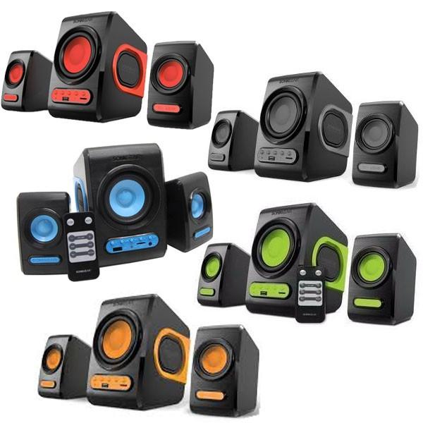 Foto Produk Speaker SonicGear Quatro V Sonic Gear Quatro V dari PojokITcom Pusat IT Comp