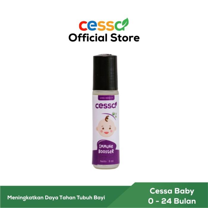 Foto Produk Cessa Immune Booster - Meningkatkan Daya Tahan Tubuh Bayi dari Cessa Natural