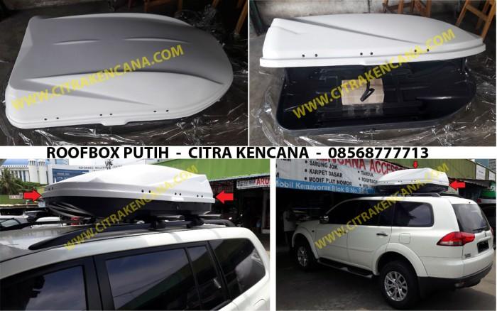 Foto Produk ROOFBOX+CROSSBAR PAJERO dari CITRA KENCANA