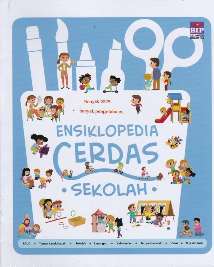Foto Produk Buku Ensiklopedia Cerdas: Sekolah - UR dari Toko Buku Uranus