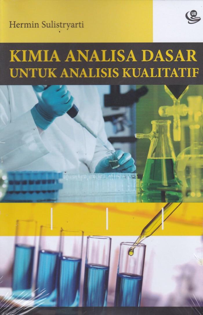 Foto Produk Buku Kimia Analisa Dasar untuk Analisis Kualitatif - UR dari Toko Buku Uranus
