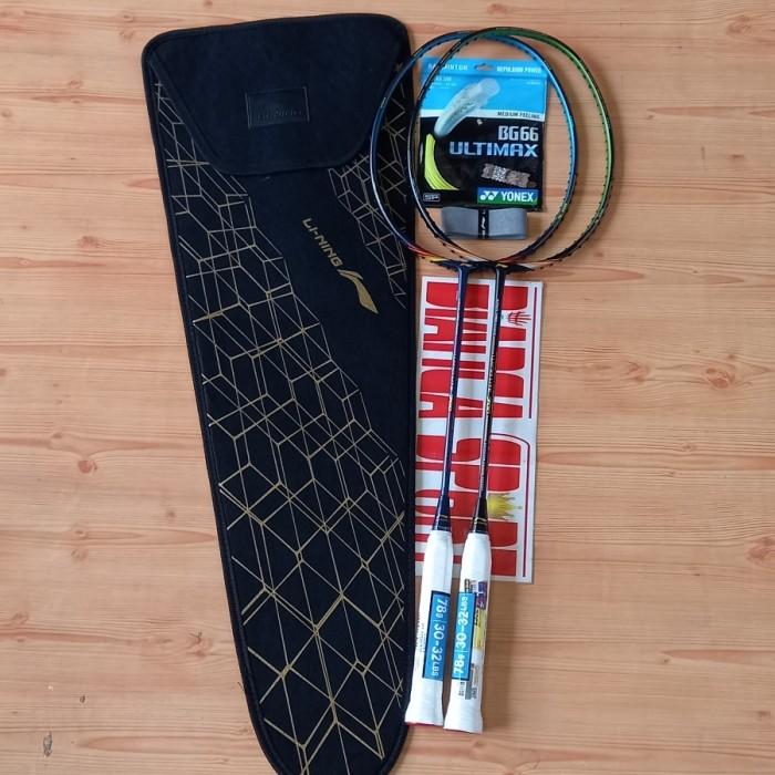 Foto Produk raket badminton LINING WIND LITE 700 ORIGINAL dari bianca sport