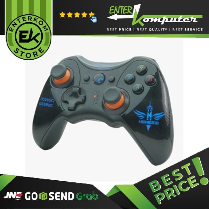 NYK GP-100 Gambit Gaming Controller