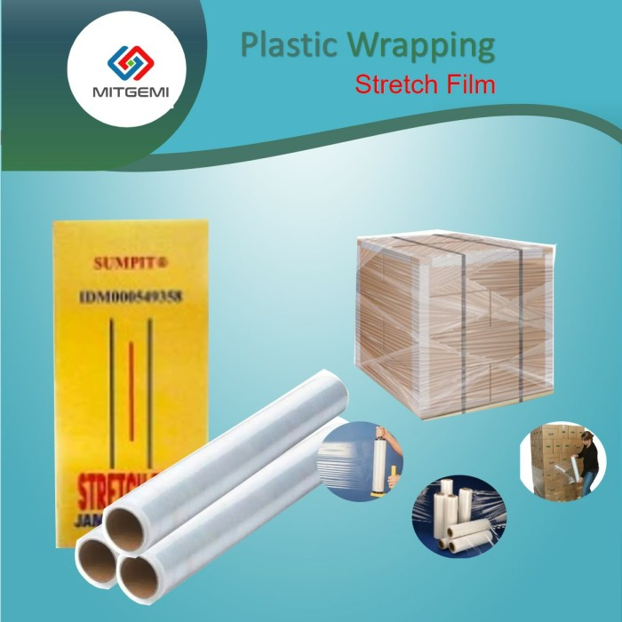 Foto Produk plastik wrapping 150m dari mitra gemilang