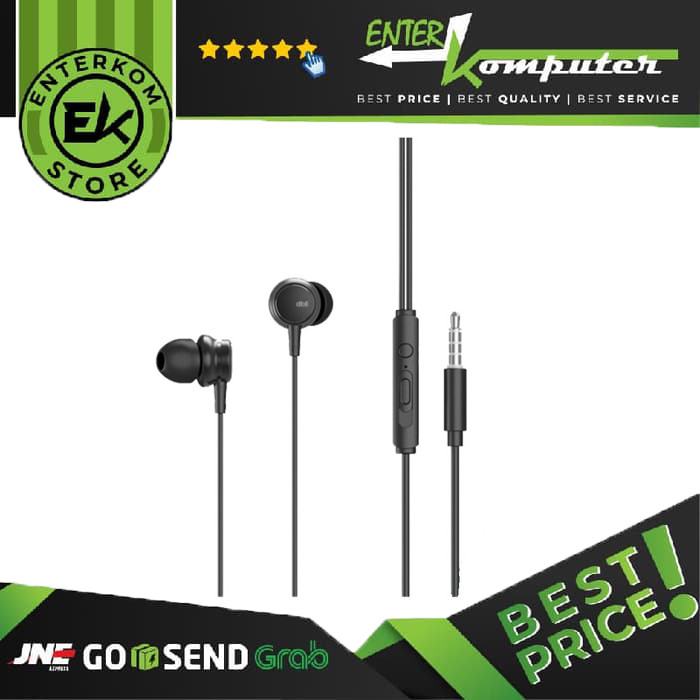 DBE LSE100 Small Earphone with Microphone