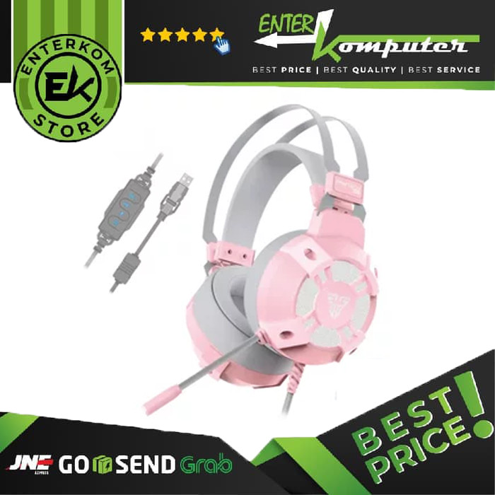 Fantech Captain HG11 7.1 Sakura Edition Gaming Headset